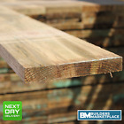 """Timber Gravel Boards Fencing 22mm x 150mm 
