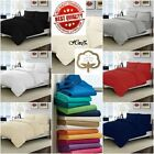 100% Egyptian Cotton Bedding Sets Duvet Cover Sets, Fitted, Flat Sheets All Size