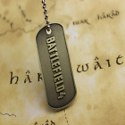 Battlefield 4 Pendant Electronic Arts Necklace Cosplay Gold Silver EA
