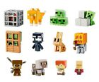 MINECRAFT MINI FIGURE 3-PACK - CHOOSE YOUR FIGURE'S - SERIES 4 BRAND NEW