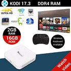 TX8 TV BOX Android 6.0 Octa Core 4K Smart Media Player KODI 17.3 S912 2GB 16GB