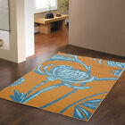 LARGE RUGS BEIGE BLUE HIGH QUALITY MODERN BUDGET FLOOR CARPET RUGS MATS FOR SALE