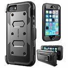 iPhone 5/5s SE Case, [Armorbox] i-Blason built in [Screen Protector]