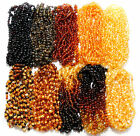 Wholesale Genuine Baltic Amber Baby Necklaces 11 Colors Lot of 10 Amber Beads