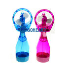 New Portable Water Spray Cooling Cool Misting Fan Mist Outdoor Sport Travel Camp