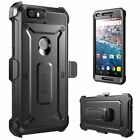 SUPCASE Google Nexus 6P BeltClip HolsterRugged Unicorn Beetle Pro w/ Screen Pro