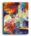 Lg.Canvas and Fine Art Prints Sirens #2 Contemporary Painting Abstract Modern