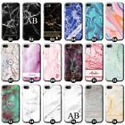 Personalised Marble Phone Case/Cover for Sony Xperia E/M Initial/Name/Custom