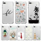 9337-9344 TPU Phone Protection Case Shock/Dirt Proof Back Cover Transparent Slim