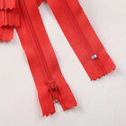 10pcs 20cm Red White Blue Nylon Coil Zippers Tailor Sewer Sewing Accessories
