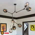 Lindsey Adelman Black Light Glass LED Chandelier Suspension Hanging Pendant Lamp