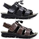 Boys Leather Summer Sandals Kids Walking Sports Hiking Trail Beach Shoes Size