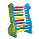 Abacus Classic Math Educational Counting Toys 100 Beads Wooden Learning Tool
