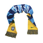 Nike Brazil National Team Scarf World Cup Soccer -Color Yellow-Blue-Green