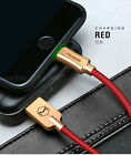 MCDODO Smart IC LED Auto Disconnect Lightning USB Charging Cable 4 Iphone 5 6s 7
