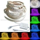 5M 30M 5050 SMD LED Strip Rope Tape Light Xmas Lamp Home Outdoor Waterproof 110V