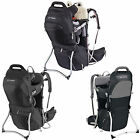 Vaude Shuttle Comfort Premium Base Child Carrier Baby Backpack Carry New Top