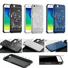 3D Matte Carved Sculpture Tattoo Soft Shockproof Anti-Shock Rubber Case For OPPO