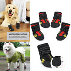 Clothing Shoes - Set of 4pc New Pet Shoes Anti Skid Dog Boots For Medium/Large Labrador Shoes US
