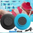 New! Waterproof Shower Speaker Bluetooth Wireless Handsfree Mic Suction UK Sell