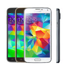 Unlocked Samsung Galaxy S5 G900F 16GB 16MP 4G LTE Android Smartphone - 3 Colors!