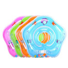New Swim Ring Newborn Baby Swimming Neck Float Ring Bath Inflatable Circle