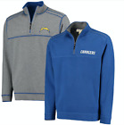 TOMMY BAHAMA Los Angeles Chargers Quarter-Zip Reversible Sweaters NEW NWT $49.0 USD on eBay