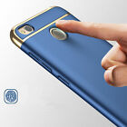 """Luxurious  3 in1 Electroplating Hybrid Back Case Cover For """"Xiaomi Redmi 4"""""""
