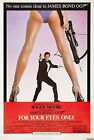 For Your Eyes Only Bond Movie Photo/Poster/Print or T-Shirt Transfer £3.95 GBP