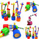 New Kids Fancy Toy Baby Dancing Standing Rocking Giraffe Educational Wooden Toys