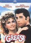 Grease DVD Full Screen John Travolta & Olivia Newton John New
