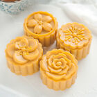Mooncake Mold Food Grade Silicone Soap Mold Craft Mould DIY Candle Resin Mold