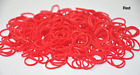 Authentic Rainbow Loom@ Silicone Rubber Bands Refill 600+bands 24C clips
