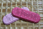 POLKA DOT SIGN / PLAQUE .. The Princess Is In .. SHABBY CHIC GIFT