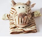 Cute Story Learning Baby Kid Children Zoo Plush Toy Animal Hand Glove Puppets