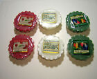 Yankee Candle 3 or 6 Tarts Mix Christmas/Winter Scented Tarts In 3 Combination