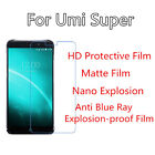 3pcs For UMI Super Good Touch Matte Film,High Clear Screen Protector
