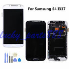 For Samsung Galaxy S4 i337 LCD Display Touch Screen Digitizer Assembly + Frame