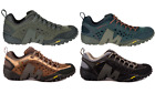 MERRELL Intercept Mens Leather Trekking Hiking Shoes Outdoor Trail All Sizes New