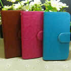 Classic Magnetic Wallet Holder flip case cover for ZTE Blade Nubia Phone