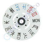 Seiko Day Wheel Disc for SKX007 SKX009 7S26 7S36 NH26 NH36 4R36