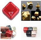 Square Hand Spinner Metal Tri Fidget Ceramic Bearing Focus Tool Desk Toy EDC