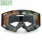 Motorcycle ATV Dirt Bike UV Off Road Adult Goggles Glasses Eyewear For Honda