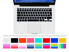 AZERTY French Silicone EU Keyboard Cover Skin Protector For Macbook Air 11.6 11""