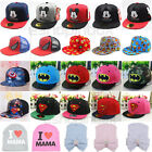 Baby Warm Beanie Cap Kid Sun Hat Snapbacks Sport Girls Boys Outdoor Baseball Cap