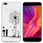 For Various Phone Fashion Cute Pattern Silicone TPU Slim Back Phone Case Cover
