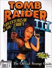 Tomb Raider III: Adventures of Lara Croft Dimension Strategy Guide Book