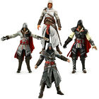 Assassin's Creed Altair Edward Kenway Connor Figure Cosplay Syndicate Cane Sword