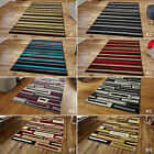 LARGE HIGH DENSITY HEATSET TRENDY GEOMETRIC FUNKY MODERN PATTERN MATRIX RUGS