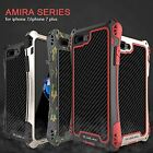 Extreme Shockproof Aluminum Alloy Heavy Duty Protective Case for iPhone 7 / Plus